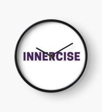 INNERCISE - Not Just Exercise Clock