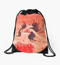 Let your soul dance Drawstring Bag