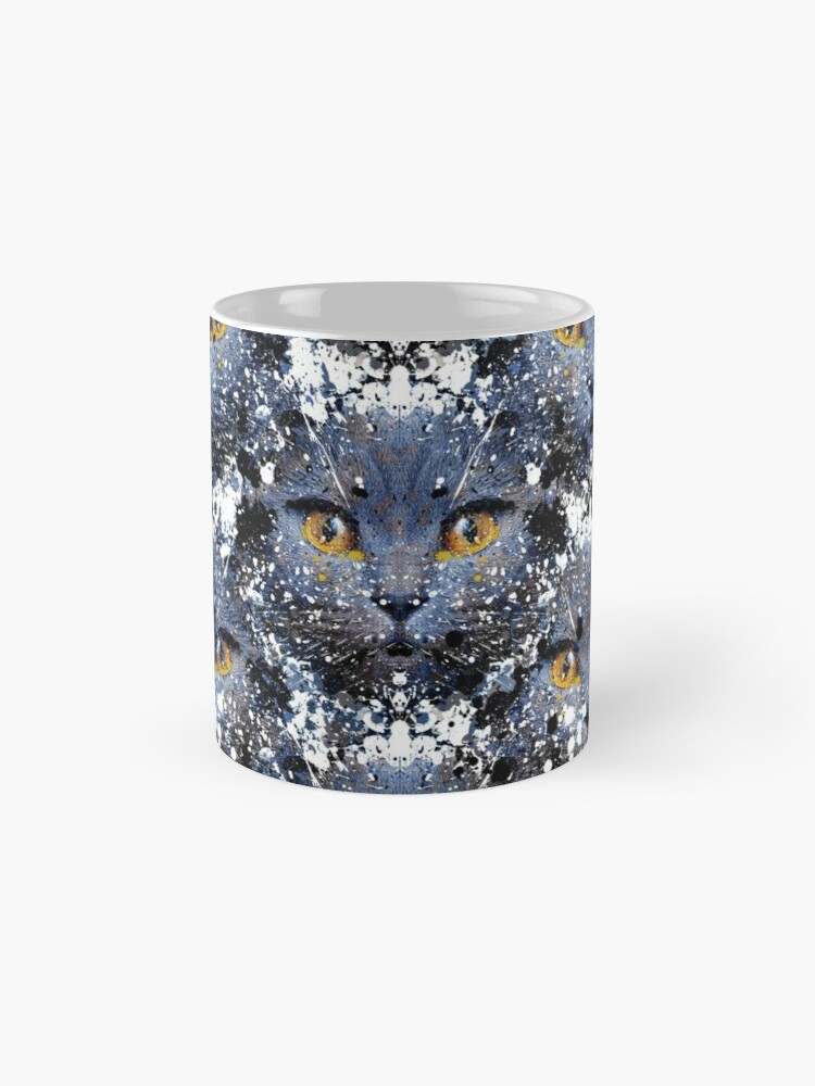 Vista alternativa de Taza British Shorthair