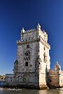Belem tower by Marcel Ilie