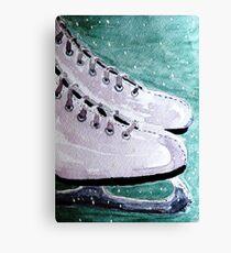 To Skate Canvas Print