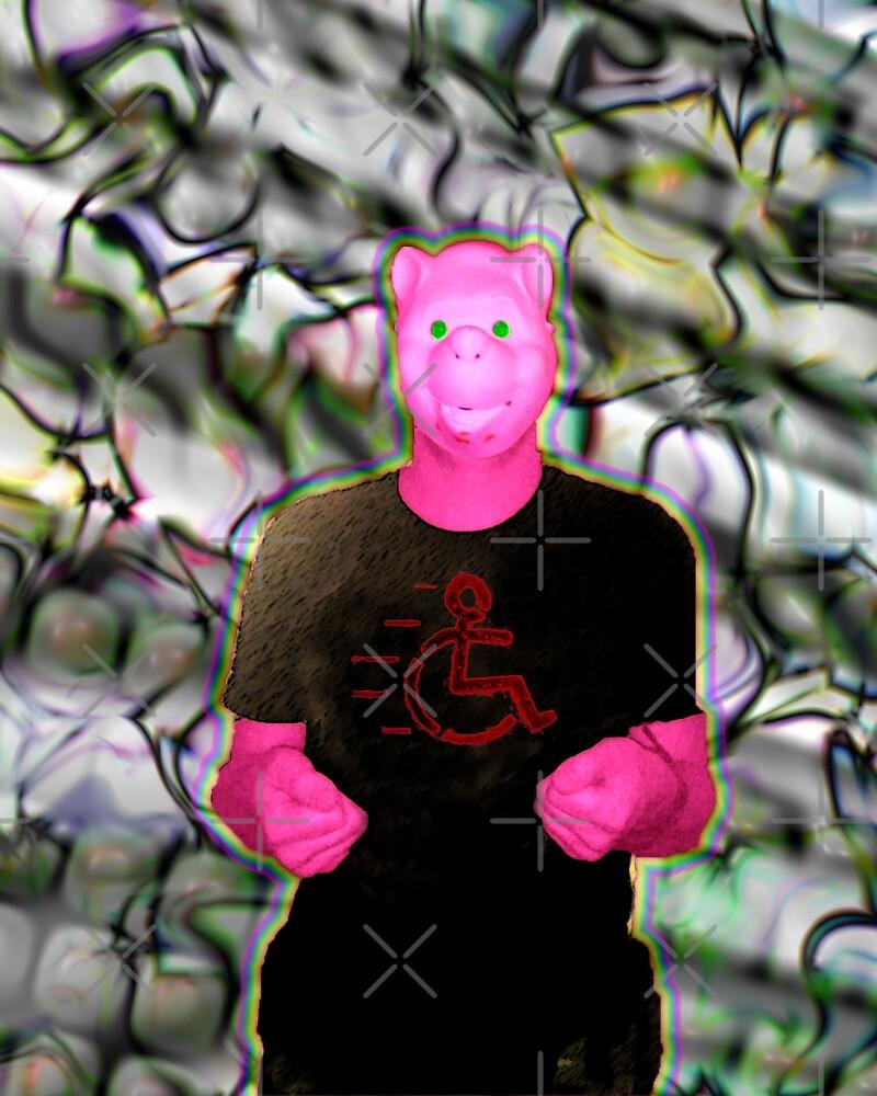 Pig Boy by Gal Lo Leggio