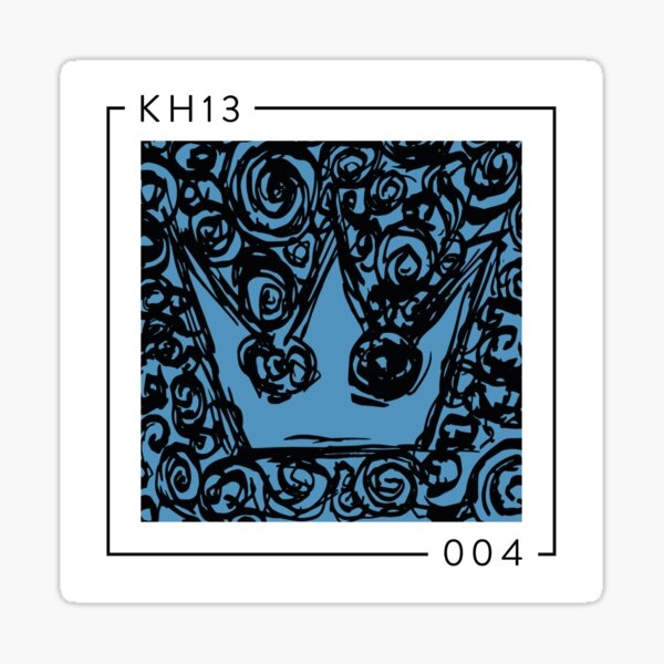 KH13 / 004 Sticker