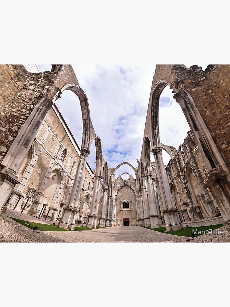 Carmo Convent by imaruseru