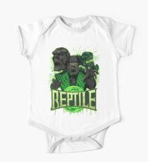 REPTILE One Piece - Short Sleeve