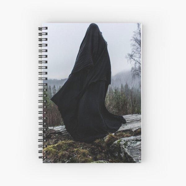Sin Eater III Spiral Notebook