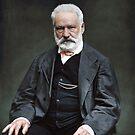 Victor Hugo by Marina Amaral