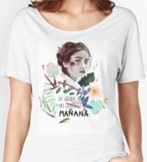 LILI by elenagarnu Women's Relaxed Fit T-Shirt