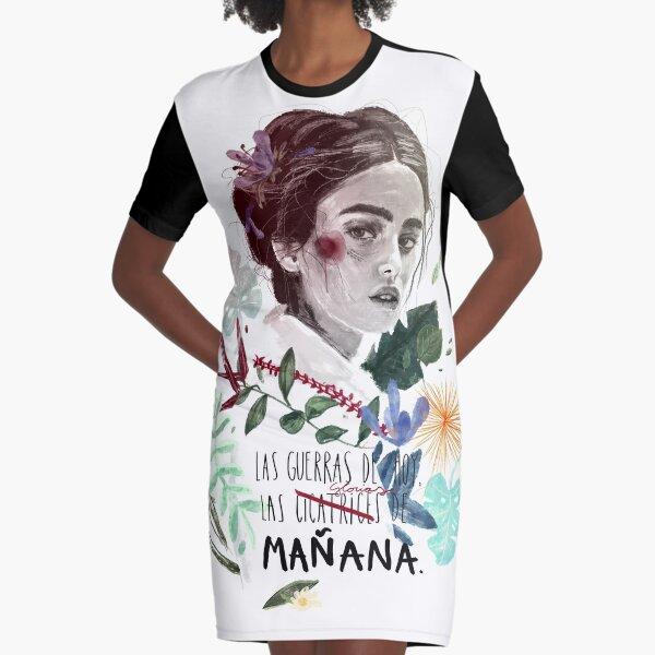 LILI by elenagarnu Graphic T-Shirt Dress