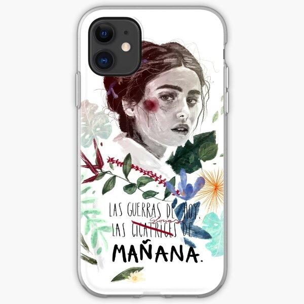 LILI by elenagarnu iPhone Soft Case