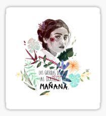 LILI by elenagarnu Sticker