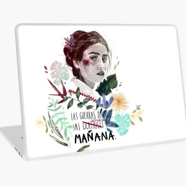 LILI by elenagarnu Laptop Skin