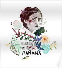 LILI by elenagarnu Poster