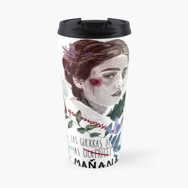 LILI by elenagarnu Travel Mug