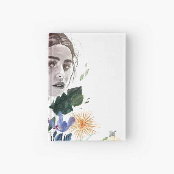 LILI by elenagarnu Hardcover Journal