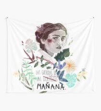 LILI by elenagarnu Wall Tapestry