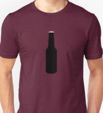Black bottle Unisex T-Shirt