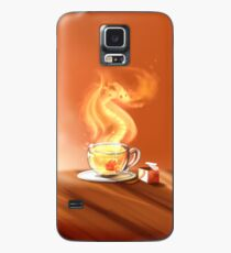 Tea dragon Case/Skin for Samsung Galaxy