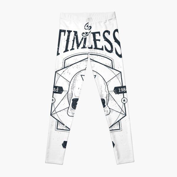 AWAWE Heart Crossbones Activewear Leggings Fitness Clothing