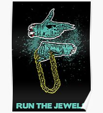 Run the Jewels Poster