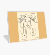 HEAD 1946: Vintage Abstract Print Laptop Folie
