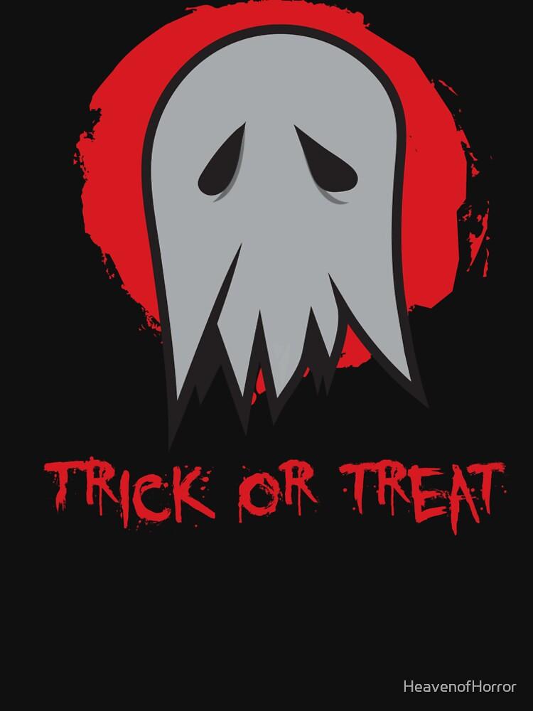 Trick or Treat Ghost by HeavenofHorror