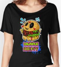 H2O Delirious Army Women's Relaxed Fit T-Shirt