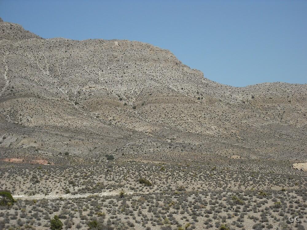 Desert by G G