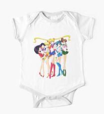 Sailor moon 25th anniversary One Piece - Short Sleeve