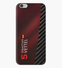 Sebastian Vettel 5 - 2017 iPhone Case