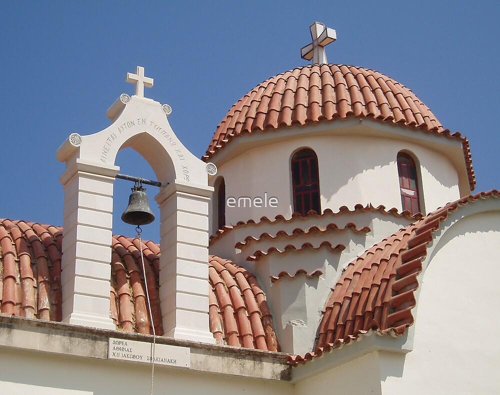 Greek Church by emele