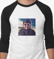 ClouT Men's Baseball ¾ T-Shirt
