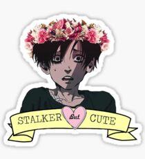 Yoonbum in Pink Sticker