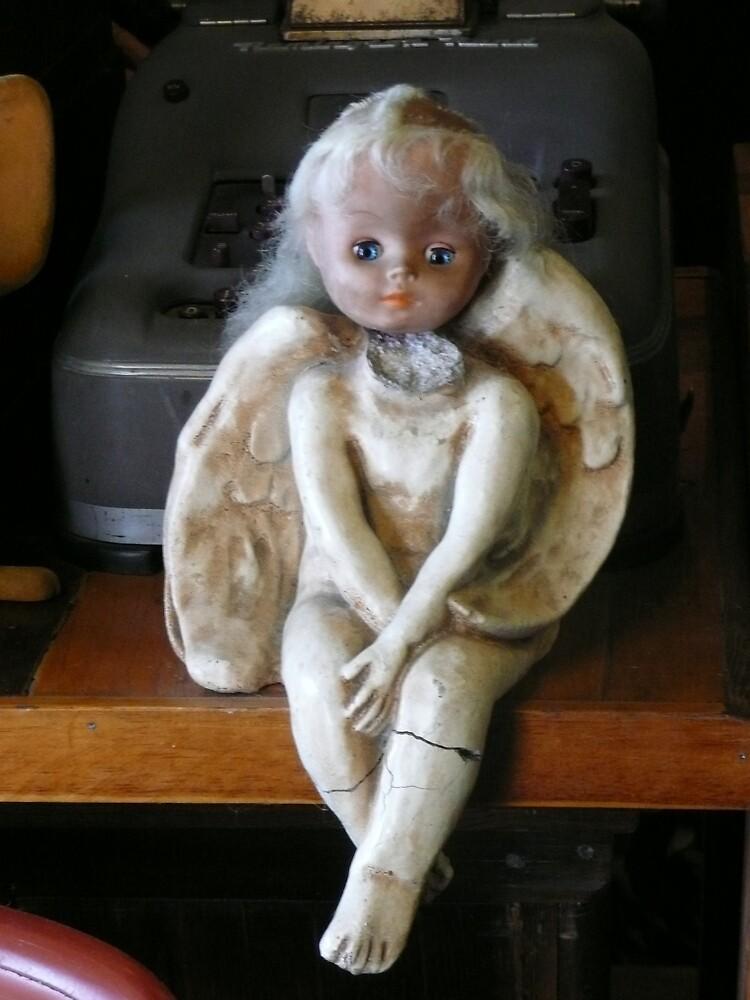 Frankenstein's Guardian Angel by phil777