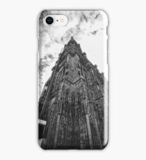 Strasbourg Cathedral #1 iPhone Case/Skin