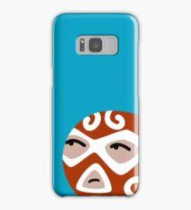 Luchador Samsung Galaxy Case/Skin