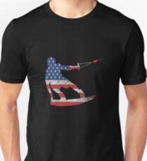 Wakeboarding USA Unisex T-Shirt