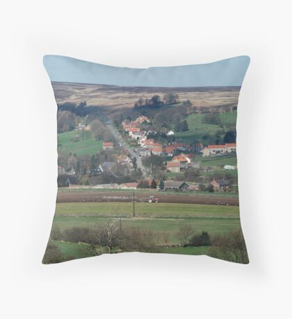 Danby, from the Castle Throw Pillow