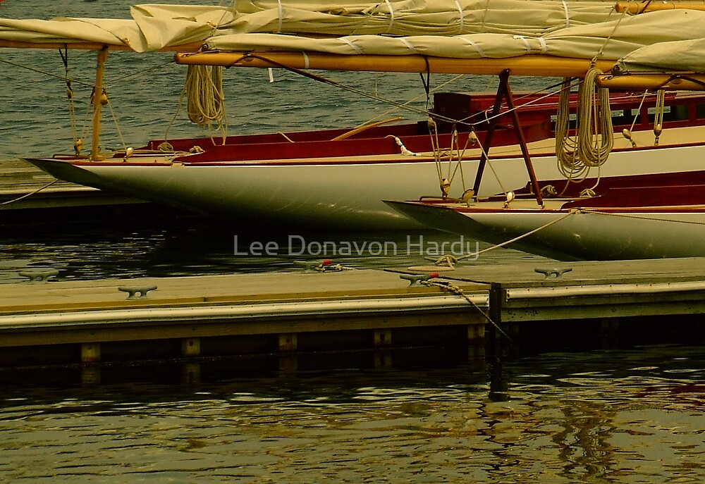 Classics at the Wharf by Lee Donavon Hardy
