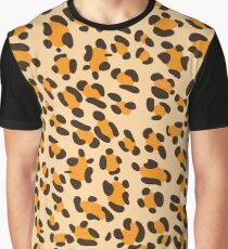 Colorful Animal Skin 7 Graphic T-Shirt