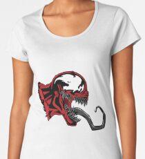 Ultimate Carnage Red art Women's Premium T-Shirt