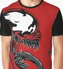 Ultimate Carnage Red art Graphic T-Shirt