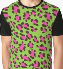 Colorful Animal Skin 9 Graphic T-Shirt