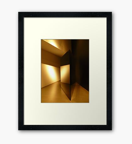 Abstract realism... Framed Print