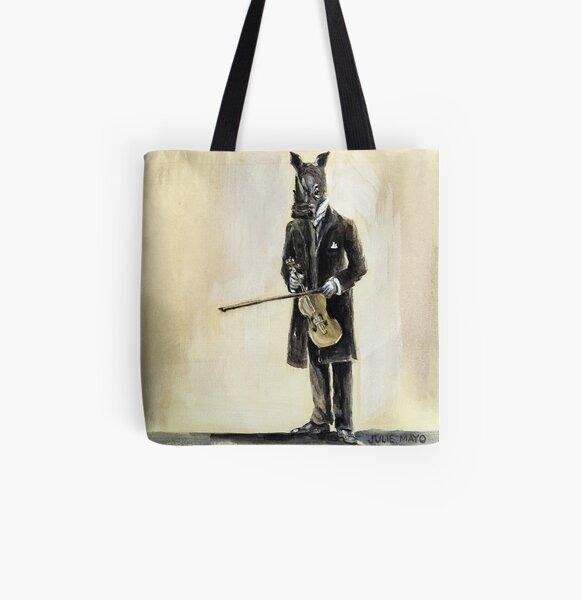 The Rhinoist All Over Print Tote Bag