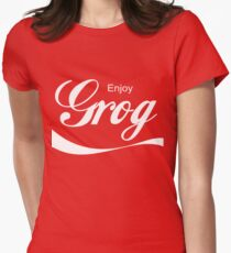 Grog Women's Fitted T-Shirt