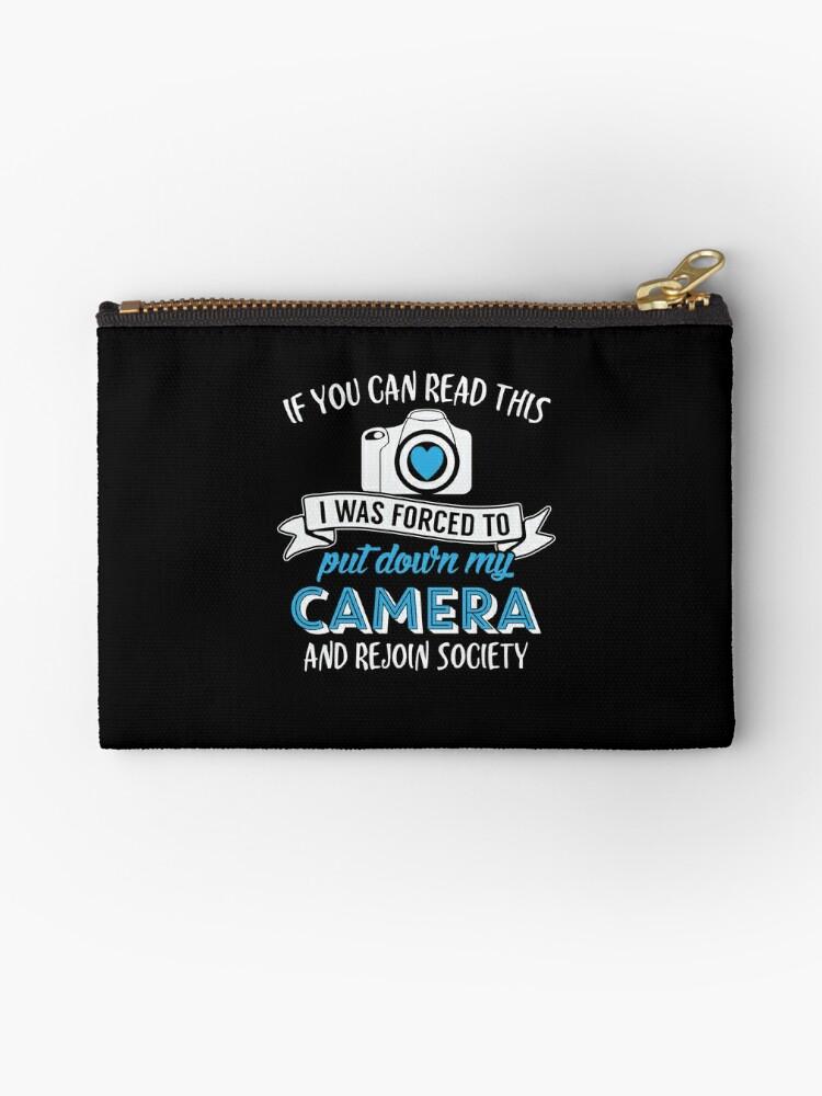 «Me vi obligado a dejar mi cámara» de myfamilytee