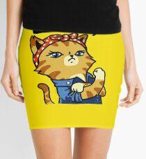 Purrrsist! Mini Skirt