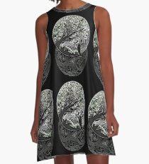 Beltane design #1 A-Line Dress