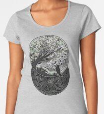 Beltane design #1 Women's Premium T-Shirt